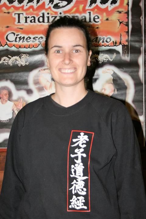 Cristina Brocanelli : Istruttrice per Cupramontana