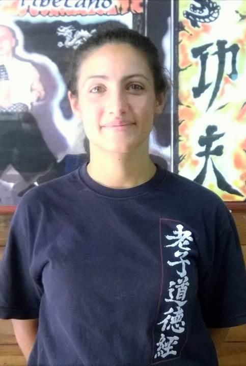 Dayana Morelli : Istruttrice per Falconara