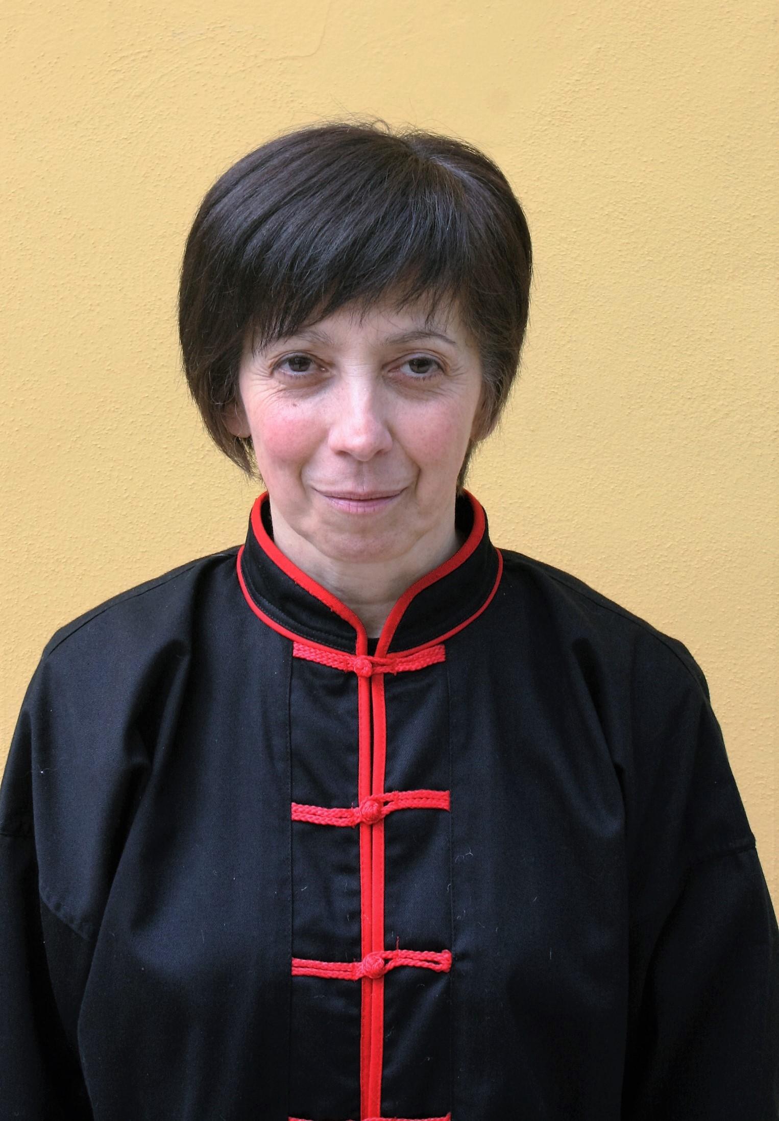 Leonella Poiani : Istruttrice per Sassoferrato