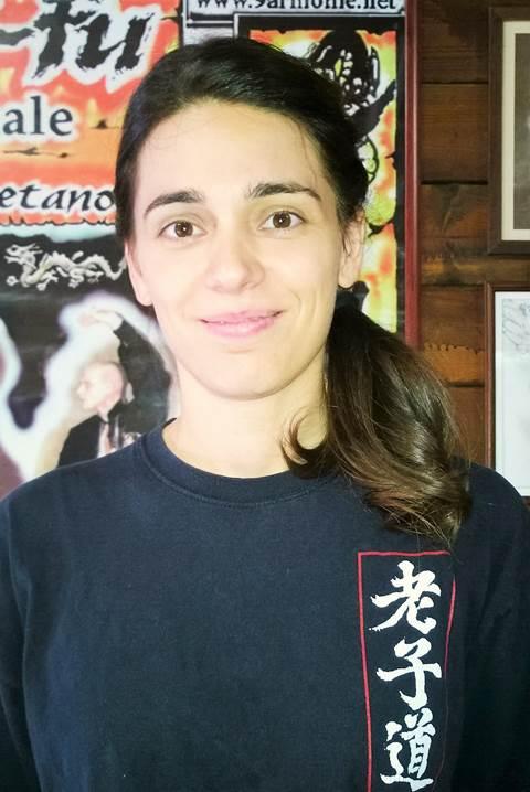 Sara Castiglioni : Istruttrice per Castiglioni di Arcevia