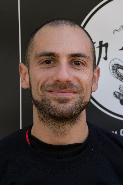 Gianluca Napoletano : Istruttore per L'Aquila (AQ)