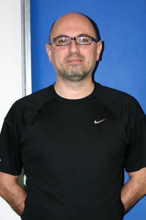 Antonio Taschin : Istruttore per Padova
