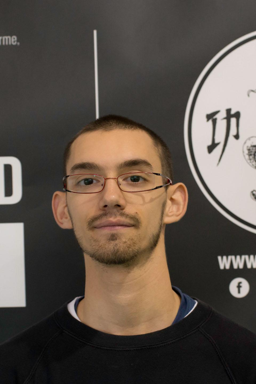 Gianluca Brizzi : Istruttore per Moie (AN)