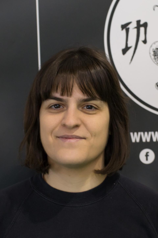 Silvia Castaldello : Istruttrice per Fano